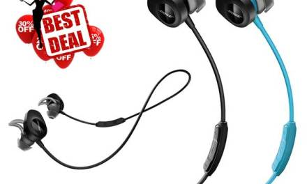 MAKE YOUR LISTENING SESSIONS TRUE AND REAL THANKS TO BOSE SOUNDSPORTS WIRELESS HEADPHONES BY HOT AND BEST DEALS.