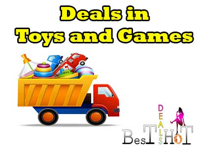 Best Deals in Toys and Games