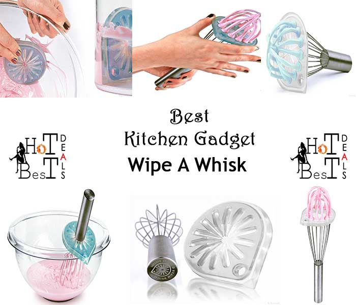 Wipe a Whisk