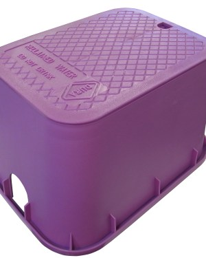 Dura Reclaimed Water Valve Boxes