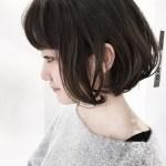 【恵比寿ボブ職人シリーズ】首がスッキリマルチボブ