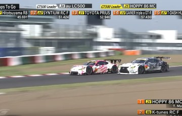 2019スーパーGT Rd.4 SUZUKA GT 300km RACE Final