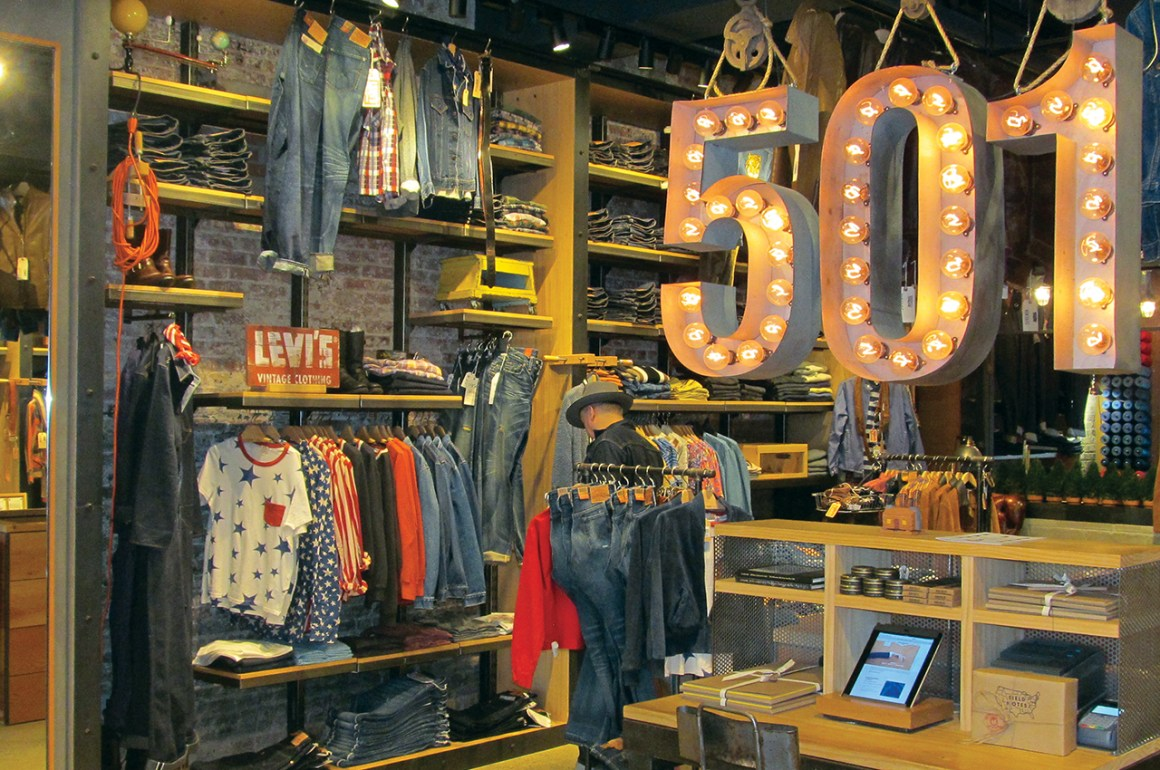 Levi's Neighborhood Store - galeria03_portada