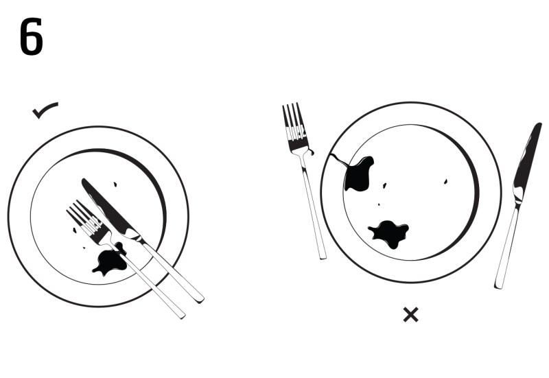 Dinner etiquette - galeria066