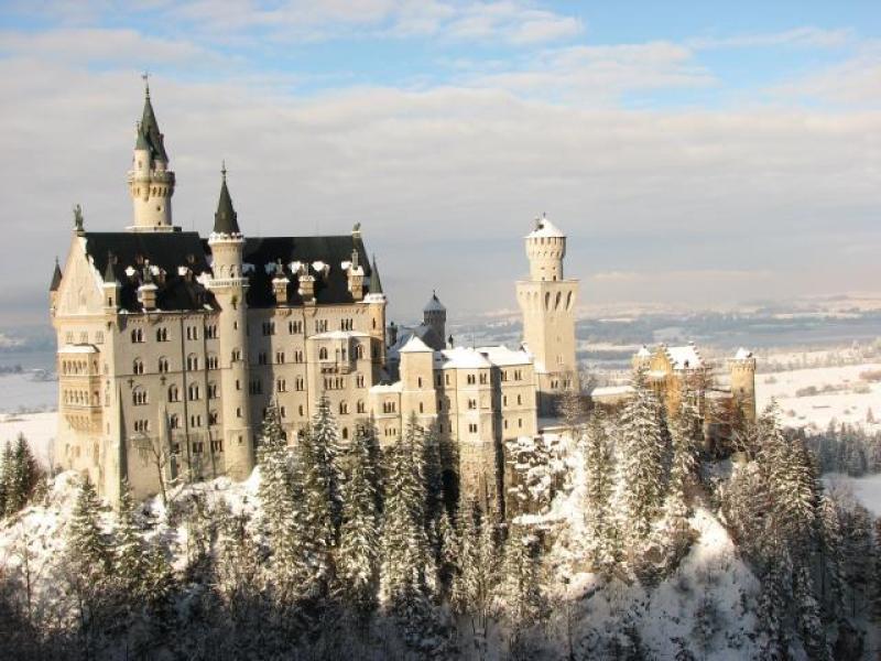 Impresionantes castillos alrededor del mundo - hotbook-516