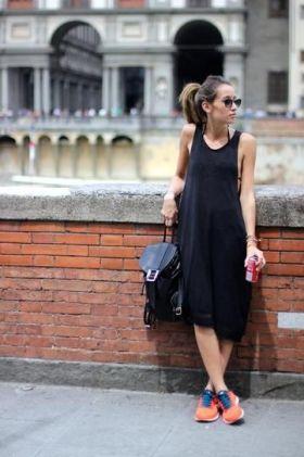 Los 15 street style looks más cool usando Nike - hotbook-97
