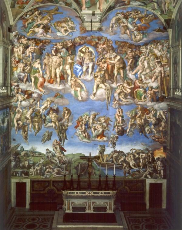 10 de las obras de arte más trascendentales de la historia - hotbook-75-813x1024