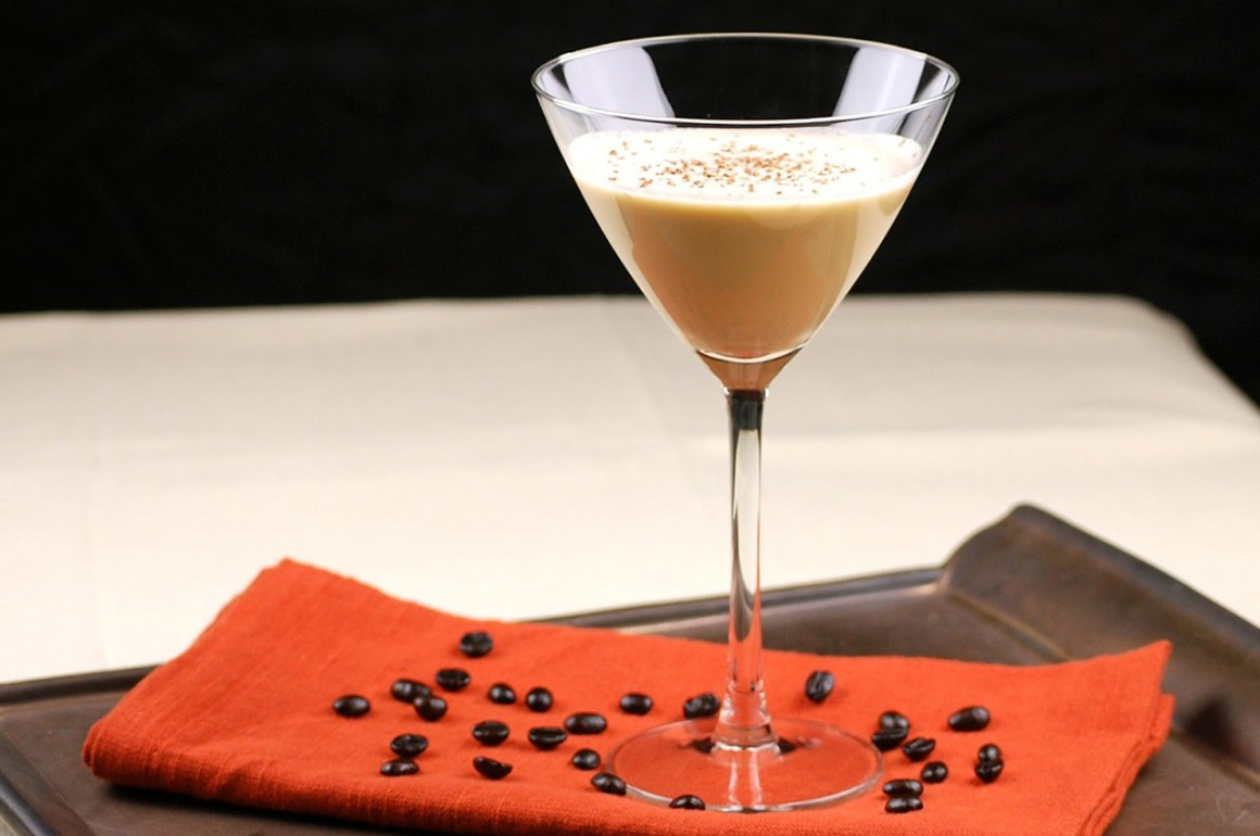 COFFEE COCKTAIL - drink3