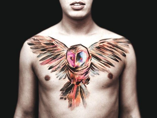 10 impresionantes tatuajes  - hotbook-10