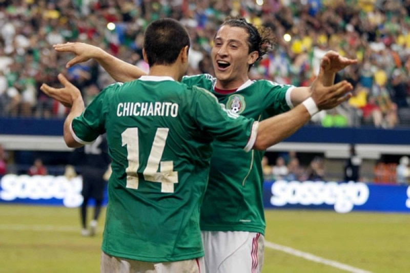 MÉXICO VS EUA: HOTFACTS - 4