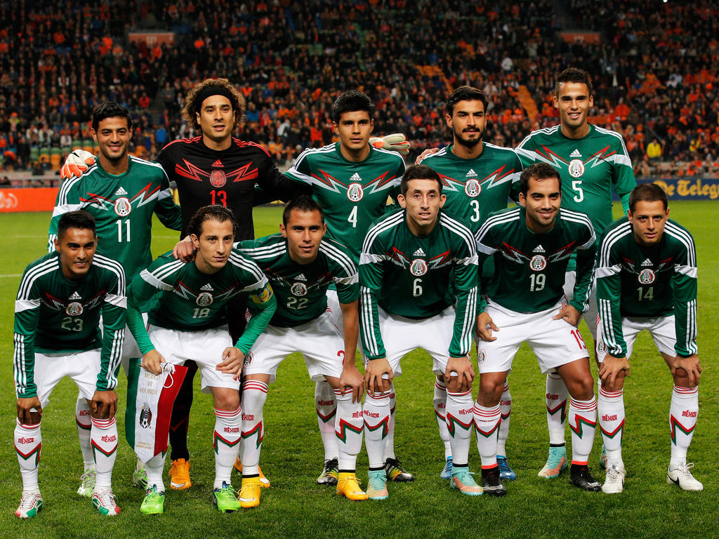 MÉXICO VS EUA: HOTFACTS - Netherlands v Mexico - International Friendly