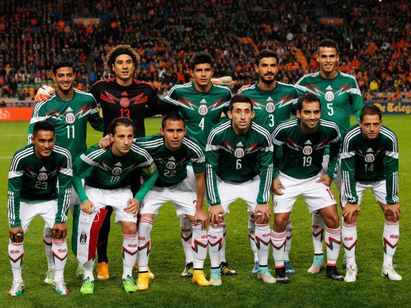 Netherlands v Mexico - International Friendly