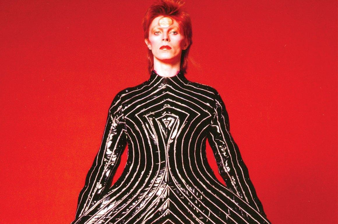David Bowie Is en la Filarmónica de París - PORTADA