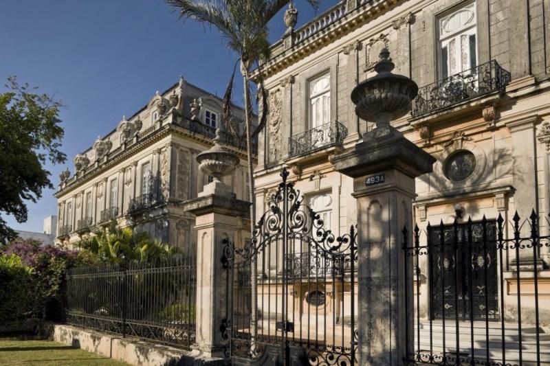 Arquitectura en Paseo Montejo