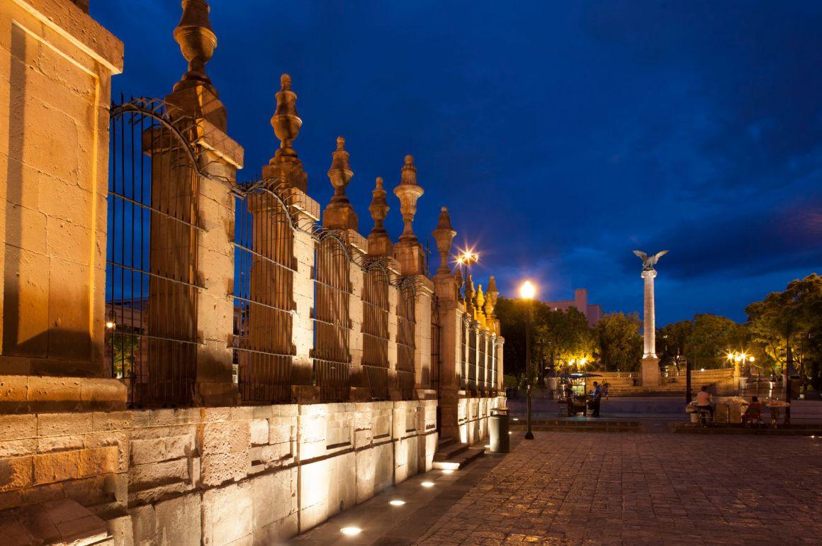 Tesoros coloniales: pasado que resplandece - Centro histórico de Aguascalientes