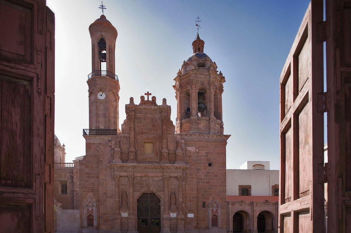 Descubrir los tesoros del Centro Histórico de Zacatecas - galeria