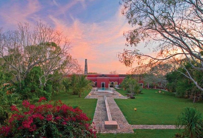 Las 10 Haciendas en México que tienes que conocer - 049