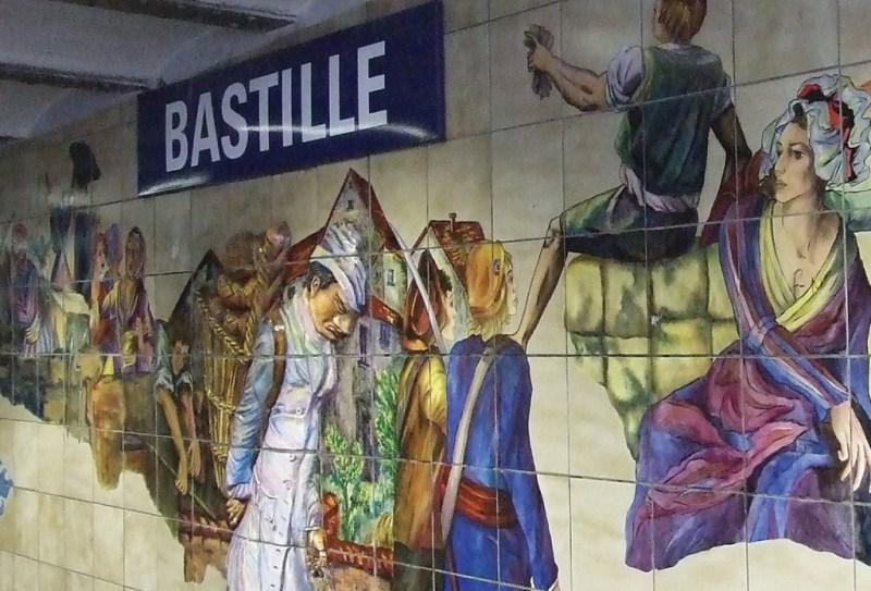 10 cosas que no sabías de la Bastilla - bastilla_03-1024x696