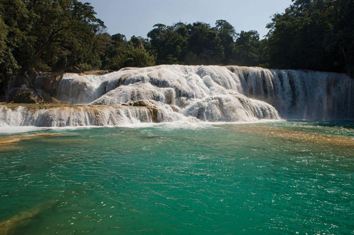 Conocer las maravillas naturales de Chiapas - portadach