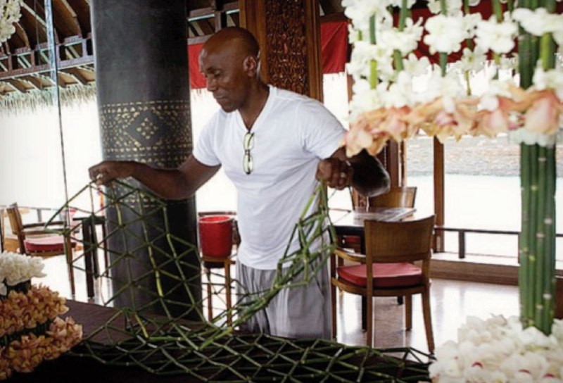 Los 5 Mejores Floristas del Mundo - florista2