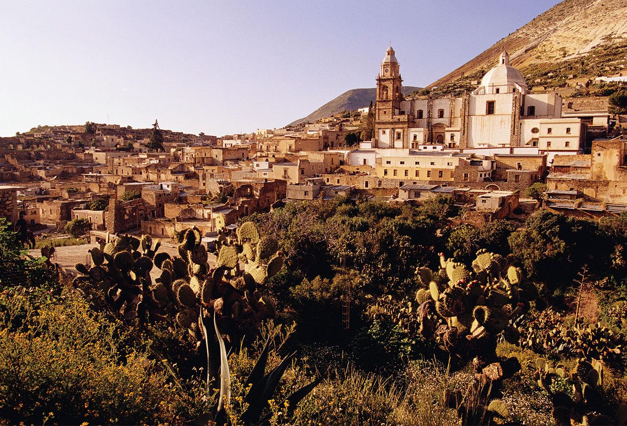 Real de Catorce es una de las escapadas por San Luis Potosí que no debes perderte.