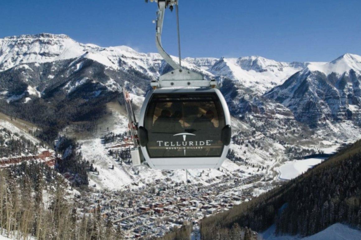 Telluride Ski Resort - PORTADA