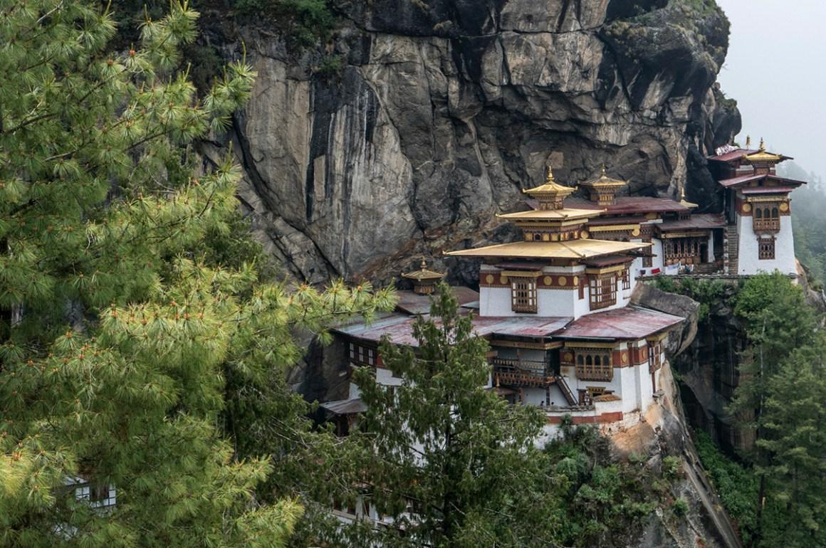 BUTÁN, REINO DEL HIMALAYA: Un lugar de magia, misterios y sorpresas - BHUTAN PORTADA