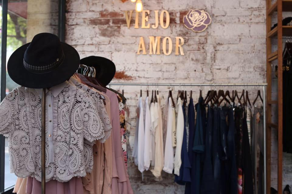 Las 5 mejores tiendas vintage en la CDMX - 4. Viejo Amor portada