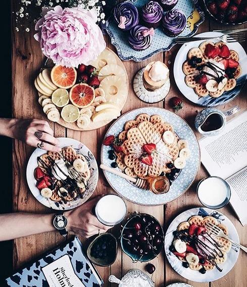 Las mejores cuentas de comida en Instagram que tienes que seguir. - beauty-and-some-beef-e1470090327942