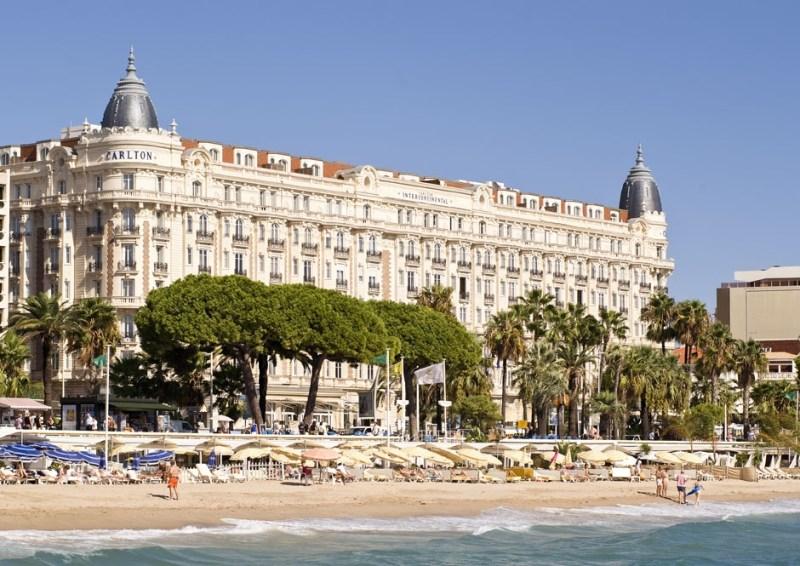 48 hrs en Cannes  - intercontinental-carlton