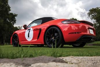 Porsche 718 Boxster y 718 Boxster S: Una experiencia única - PORSCHE-1
