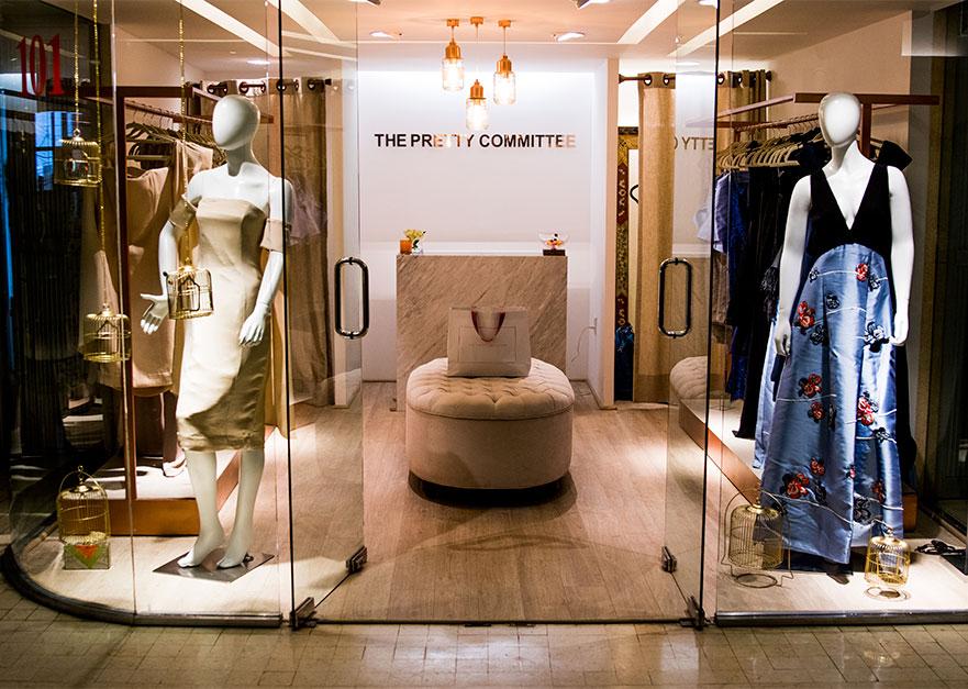 THE PRETTY COMMITTEE - tienda
