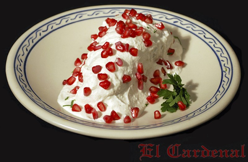 De chile, mole y pozole: los mejores restaurantes de la CDMX para las fiestas patrias - chile-en-nogada