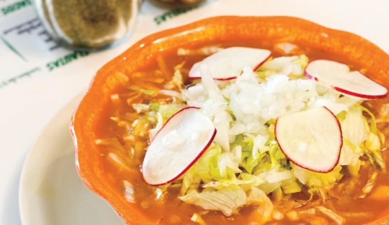 De chile, mole y pozole: los mejores restaurantes de la CDMX para las fiestas patrias - pozolito