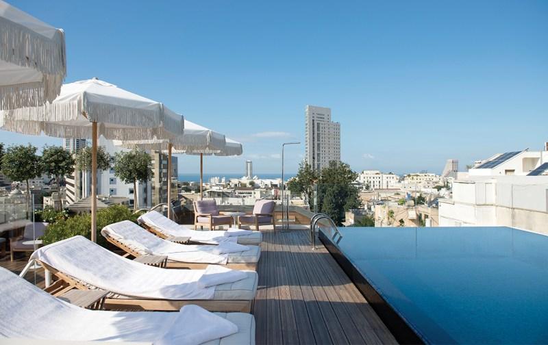 THE NORMAN: Redefiniendo el lujo en Tel Aviv - thenorman-portada