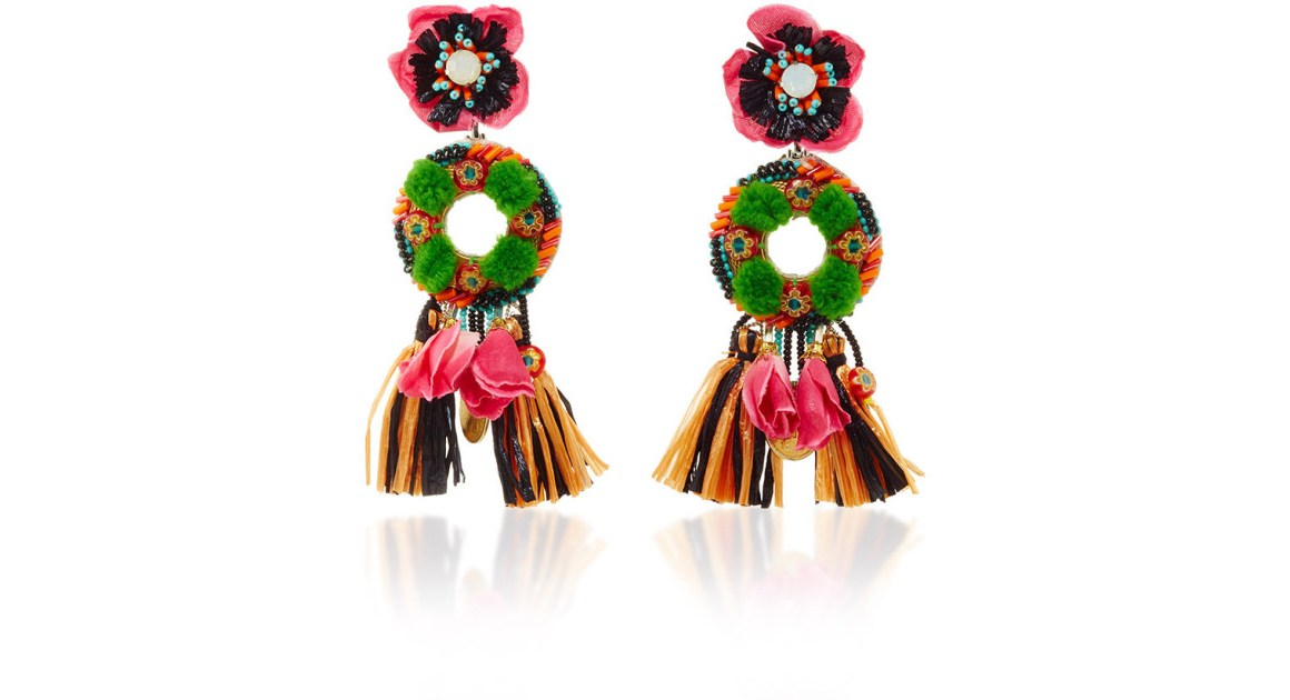 8 prendas MUST para esta temporada - ranjana-khan-multi-fringed-floral-drop-earrings-multicolor-product-0-653951498-normal
