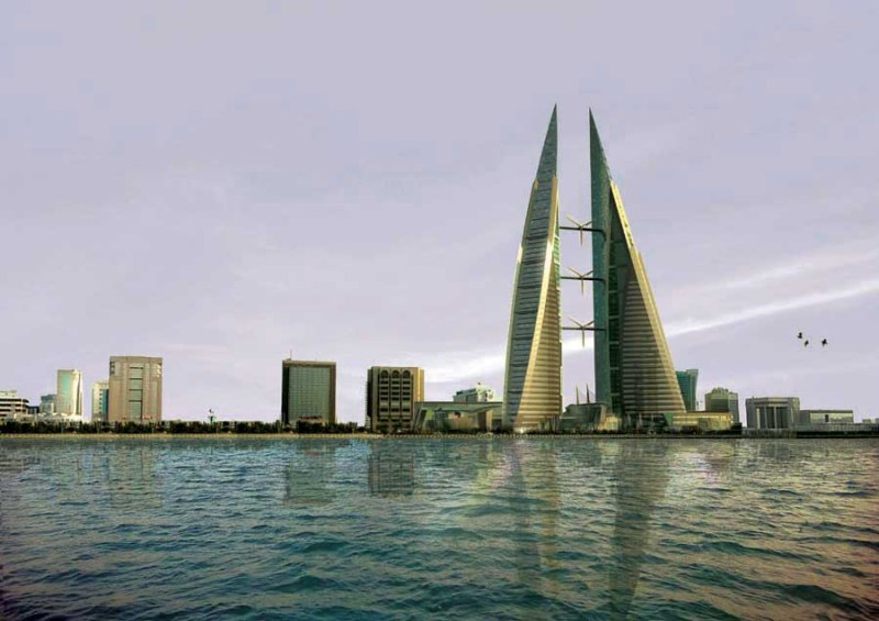 Los 10 edificios más eco-friendly del mundo - bahrain_world_trade_centre_atkins231207_04
