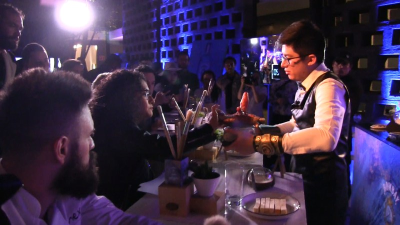 Daniel Reyes es el Most Imaginative Bartender de México - daniel-12