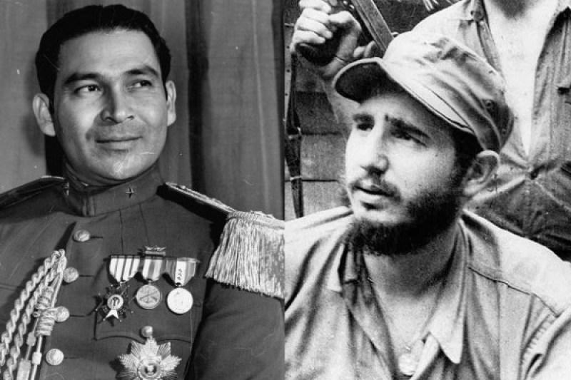 """Fidel Castro: 10 facts que probablemente no sabías de """" El Comandante"""" - castro-batista"""