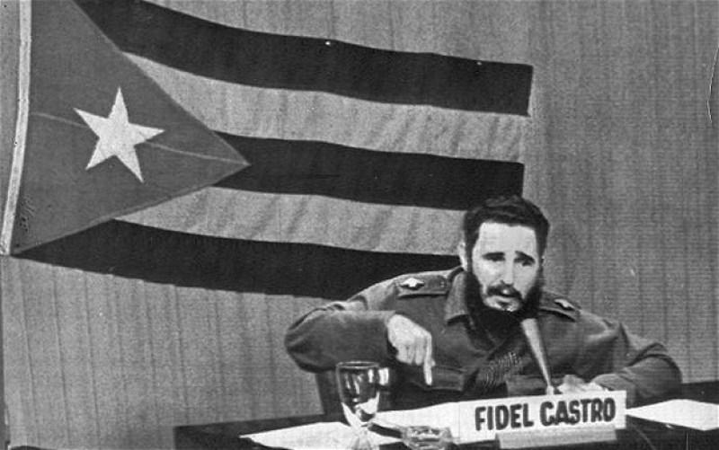 """Fidel Castro: 10 facts que probablemente no sabías de """" El Comandante"""" - cuba14_1874313i"""