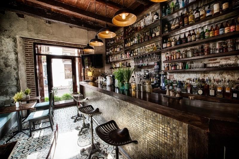 48 horas en Cartagena de Indias - cartagena-tips-restaurante-bar-el-baron-1