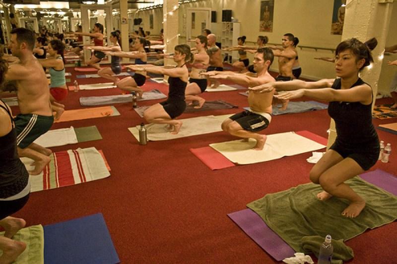 Back on track: Los mejores lugares para hacer ejercicio en México - hot-yoga-nj