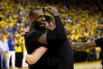 Sports Recap 2016 - lebron