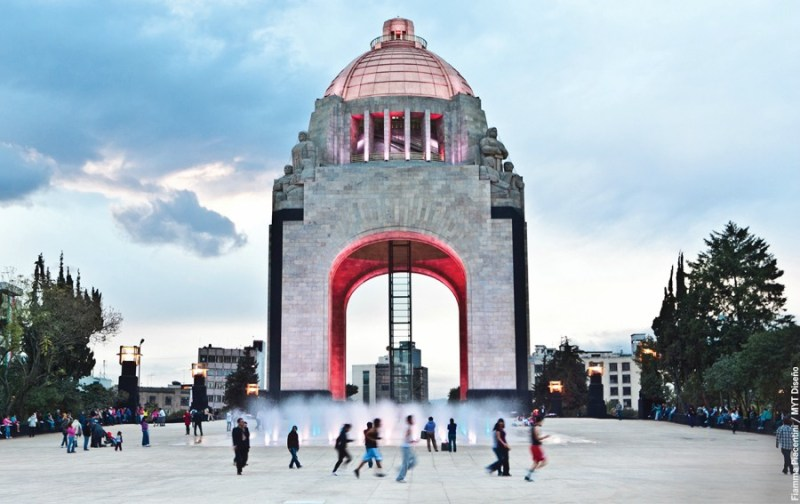 Ought To Know: Monumento a la Revolución  - mrm-44