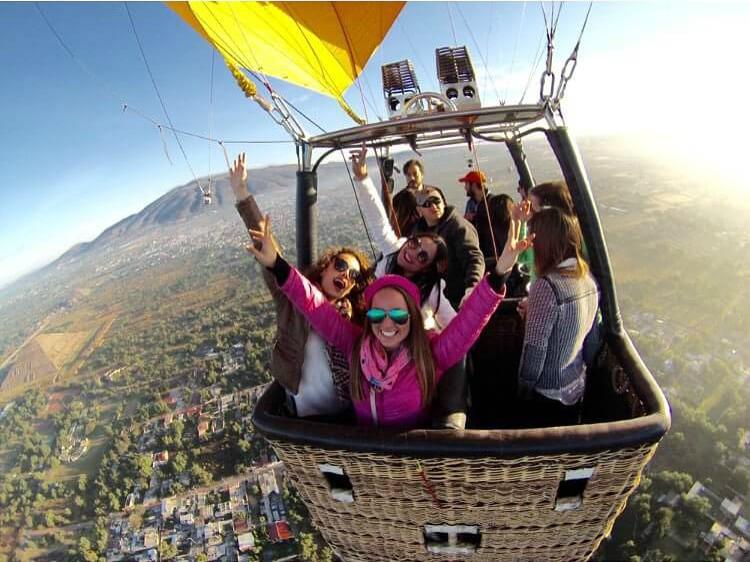 8 planes para Semana Santa en la CDMX - teotihuacan