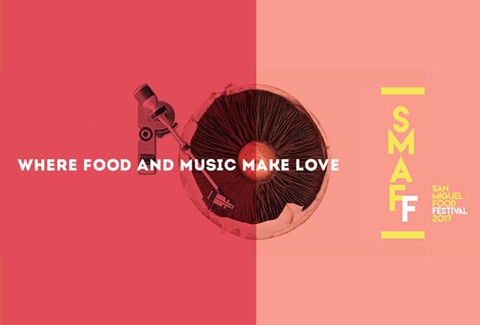 San Miguel Food Festival - portada