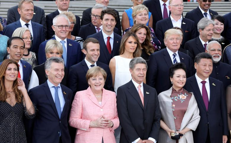 G-20 summit in Hamburg