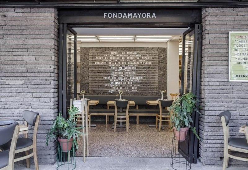 Guía Hipster de Restaurantes en la CDMX - restaurantes-hipster-cdmx-1.-fonda-mayora