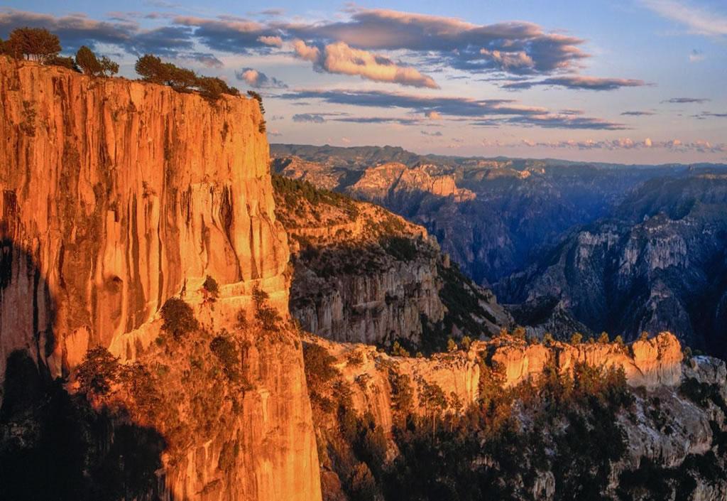 10 lugares poco conocidos para pasar estas vacaciones de verano - barrancas del cobre portada
