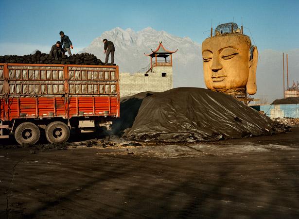 News Recap by Te Lo Kwento 18 de agosto - china-coal-yard-buddha-615